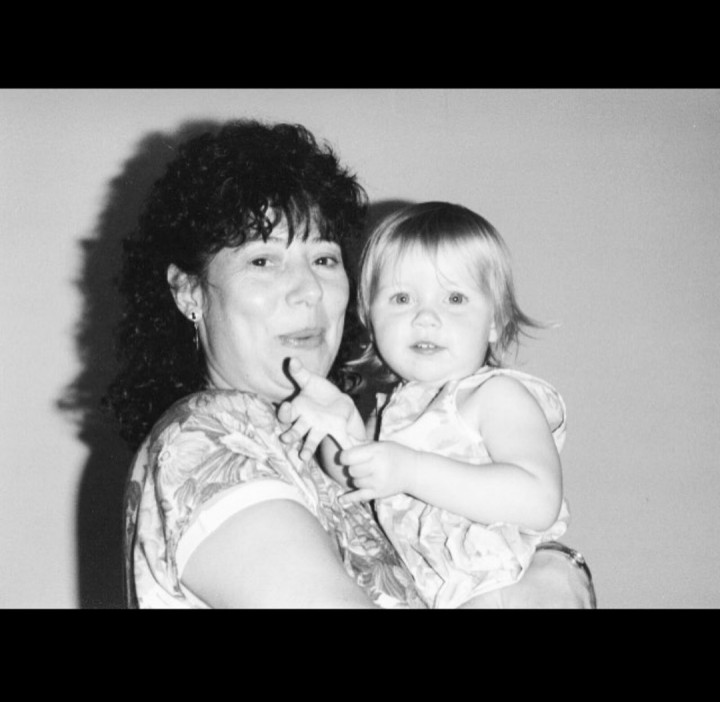 My first mother's day, without mymum.
