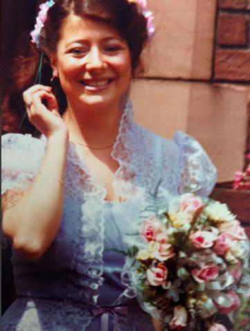 The hardest anniversary, mymomma's.